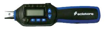 FUSO(フソー) ヘッド交換式デジタルトルクレンチ(本体のみ) WPC3-085BN