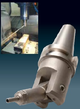 ギガ・セレクション 洗浄クイル マシニングセンタ用 CQB30-00