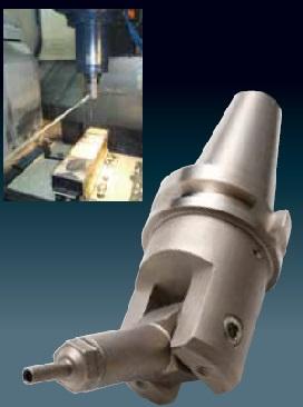 ギガ・セレクション 洗浄クイル マシニングセンタ用 CQH40-00