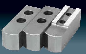 日鋼油圧 新登場 エアチャック用 ギガ セレクション 日鋼用鉄生爪 HF10-80 HF HF-10-H80 3個入 当店限定販売