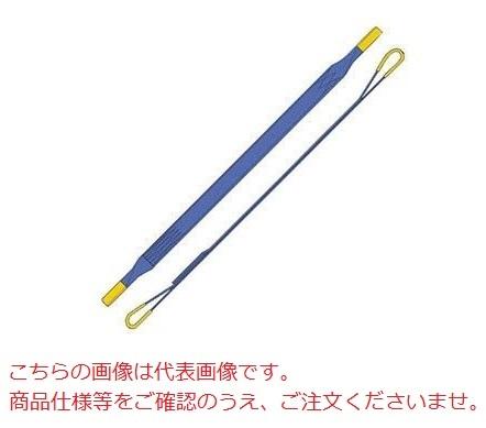 ベルトスリング つっ太郎(Gスリング) IIIE-100X6.5M (100X6.5) (両端アイ形)