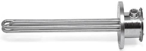 【直送品】 八光電機 フランジヒーター(センサー用保護管付き) FFW5050 (1070140)