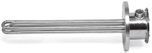 【直送品】 八光電機 フランジヒーター(センサー用保護管付き) FFW5100 (1070160)