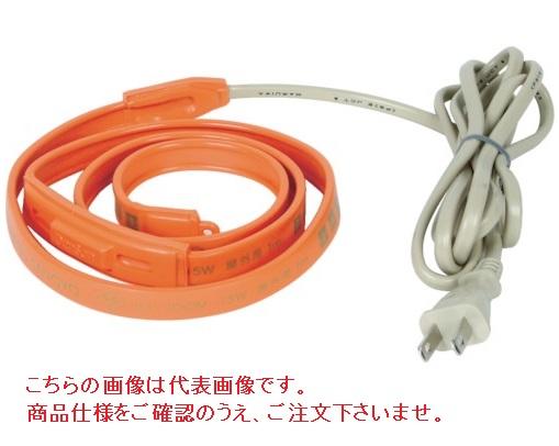 水道凍結防止用ヒーター(金属配管用) D-20 【直送品】 八光電機 (14160370)