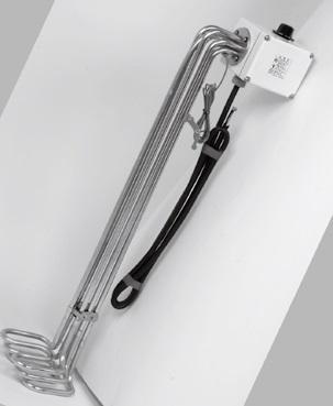 【直送品】 八光電機 温調付投込みヒーター BCS3075 (1530540)