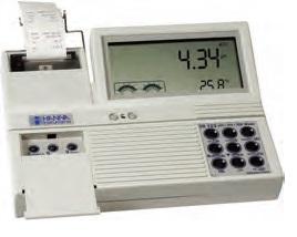 ハンナ pH/ORP計 HI 122