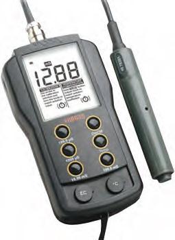 ハンナ EC/TDS計 HI 8633N