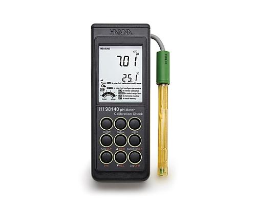 ハンナ pH/ORP計 HI 98140N