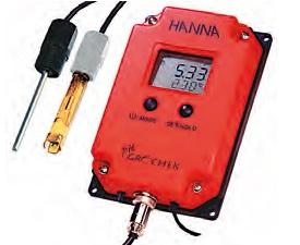 ハンナ pH/ORP計 HI 991401 pH GROCHEK(pHグロチェック)