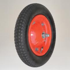 【直送品】 ハラックス タイヤ エアー入りタイヤ TR-13X3DX デラックス《タイヤセット》 【送料別】