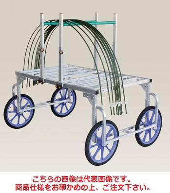 【直送品】 ハラックス 楽太郎用トンネル支柱運搬架台 RA-PH 【大型】