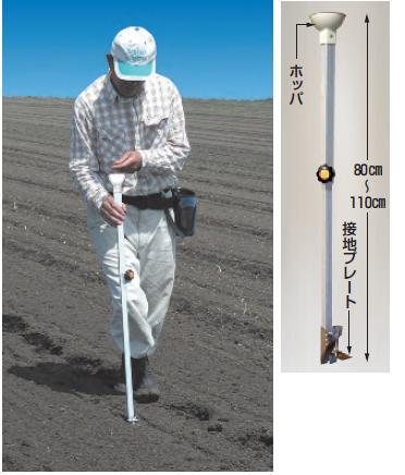【直送品】 ハラックス アルマキ 簡易播種器 TM-800 スイートコーン・大豆など 【大型】