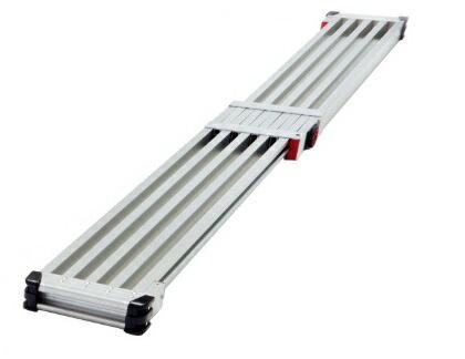【直送品】 長谷川工業 ハセガワ スノコ式伸縮足場板 スライドステージ SSF1.0-270 (16945) 【大型】