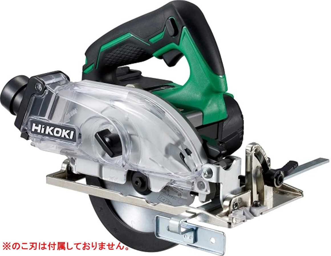 HiKOKI コードレス集じん丸のこ(マルチボルト) C18DYBL(LXPK) (C18DYBL-LXPK)