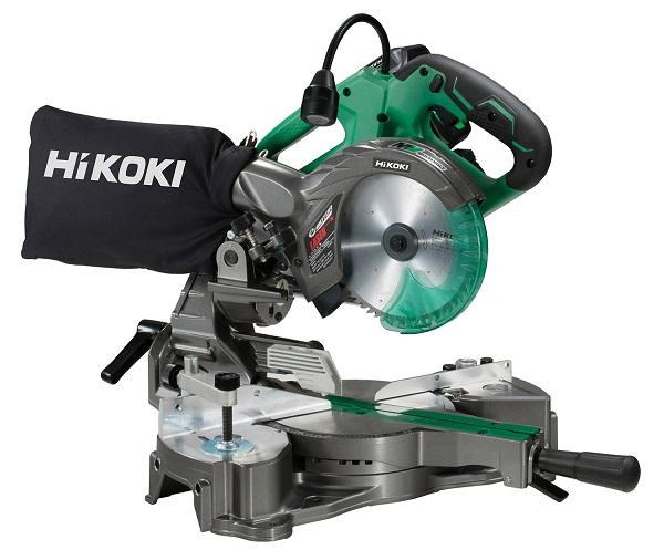 【直送品】 HiKOKI コードレス卓上スライド丸のこ C3606DRA(XP) (C3606DRA-XP) 【大型】