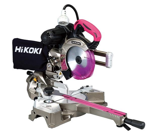 【直送品】 HiKOKI 卓上スライド丸のこ C6RSHC 【大型】