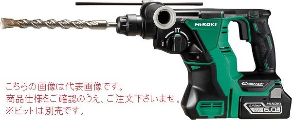 新作人気 コードレスロータリハンマドリル(マルチボルト) (DH18DBL-2LXPK):道具屋さん店 HiKOKI DH18DBL(2LXPK)-DIY・工具
