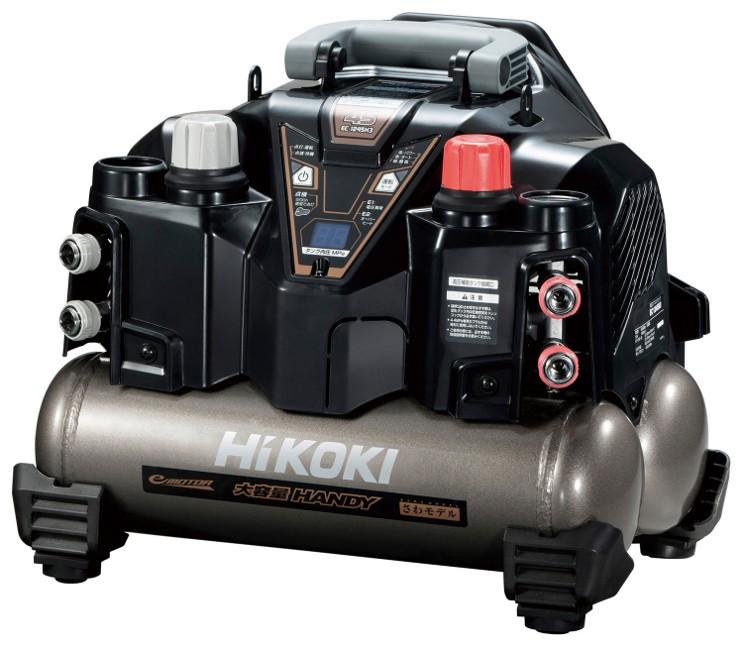 HiKOKI 高圧エアコンプレッサ EC1245H3(TN) (EC1245H3-TN) (セキュリティ機能なし)