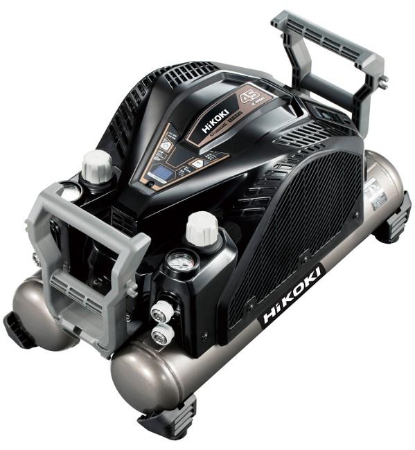 クリアランスsale 期間限定 日立工機は新ブランド名 HiKOKI ハイコーキ に 一般圧専用エアコンプレッサ N アイテム勢ぞろい EC1445H3-N EC1445H3 一般圧専用 セキュリティ機能なし