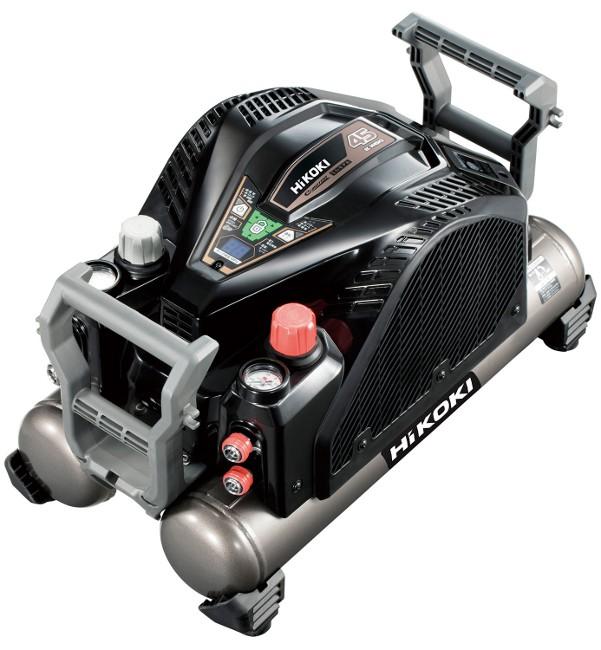 HiKOKI 高圧エアコンプレッサ EC1445H3 (セキュリティ機能付 )