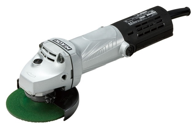HiKOKI 電気ディスクグラインダ G10SH5(ES) (G10SH5-ES) (3Pポッキンプラグ付)