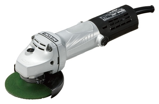 HiKOKI 電気ディスクグラインダ G10SL5(ES) (G10SL5-ES) (3Pポッキンプラグ付)