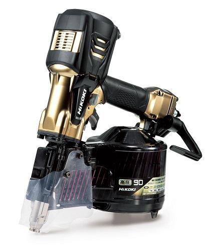 HiKOKI 高圧ロール釘打機(パワー切替機構なし) NV90HR2(N) (NV90HR2-N)