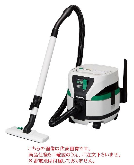 HiKOKI 乾湿両用コードレスクリーナ(本体のみ) RP3608DA(NN) (RP3608DA-NN) (蓄電池・充電器別売)