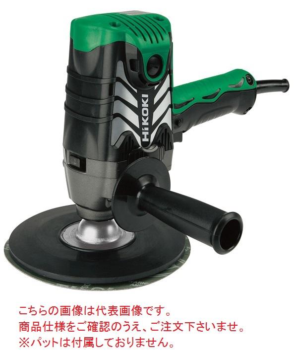 HiKOKI 電子ディスクサンダ(本体のみ) S18V(N) (S18V-N) (パット別売)