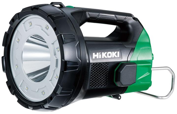 HiKOKI コードレスサーチライト UB18DA (蓄電池・充電器別売)