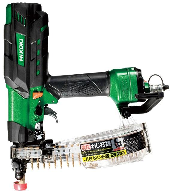 人気が高い  HiKOKI (仕上がり優先モデル):道具屋さん店 (WF4H3-L) WF4H3(L) 高圧ねじ打機-DIY・工具