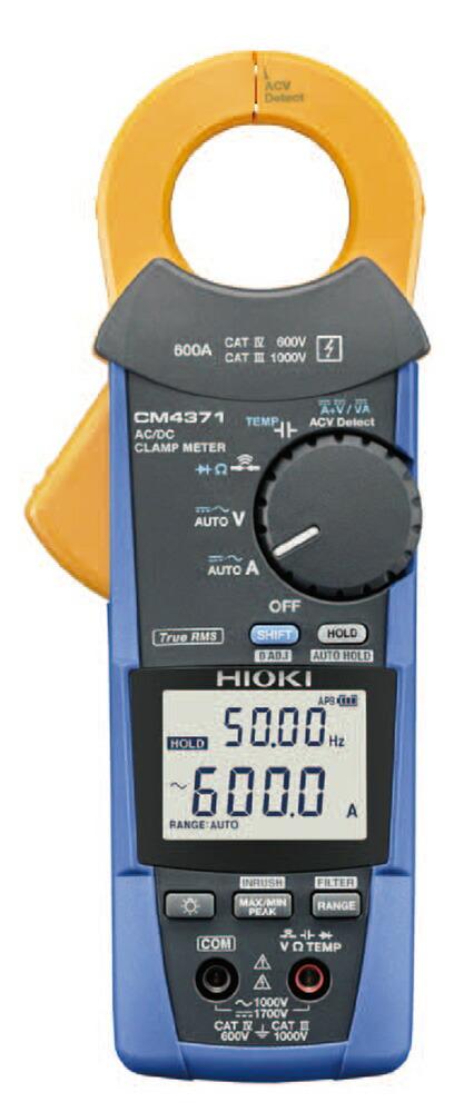 日置 (HIOKI) AC/DCクランプメータ CM4371