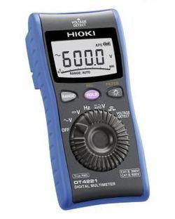 日置 (HIOKI) デジタルマルチメータ DT4221 (電気工事用)