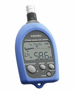 日置 (HIOKI) 普通騒音計 FT3432 (取引証明検定付き) (FT3432K)