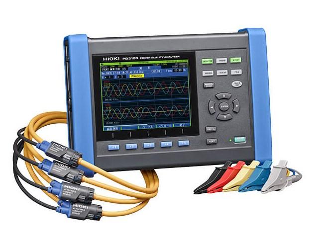 日置 (HIOKI) 電源品質アナライザ PQ3100