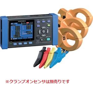 日置 (HIOKI) クランプオンパワーロガー PW3360-10