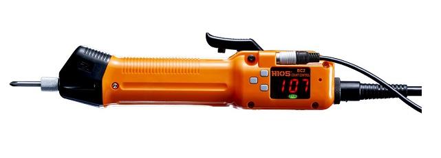 ハイオス 電動ドライバー BLG-5000BC2 〈プッシュ/レバー両用スタート式〉