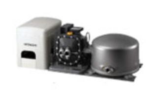 【直送品】 日立 浅深両用自動タンク式ポンプ CT-P400X