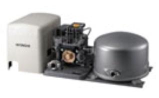 【直送品】 日立 浅井戸用自動タンク式ポンプ WT-P400X