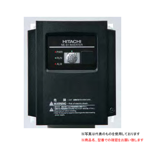 日立産機 インバータ NES1-004LB (1620-0720) NE-S1シリーズ 三相200V級