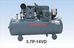 【代引不可】 日立 コンプレッサー 5.5P-14VP6 中圧ベビコン 圧力開閉器式 【メーカー直送品】