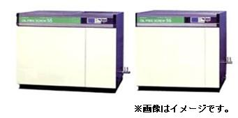 【直送品】 日立 コンプレッサー DSP-75WT6N-7K オイルフリースクリュー圧縮機