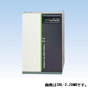 【直送品】 日立 コンプレッサー SRL-15MA6 オイルフリースクロール圧縮機