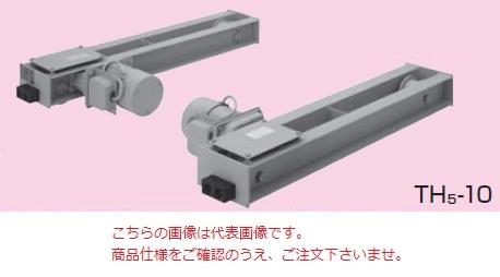 【直送品】 日立 クレーンサドル トップラン形 最大輪重 1t/最大スパン 10m (TH5-10) (TH形)