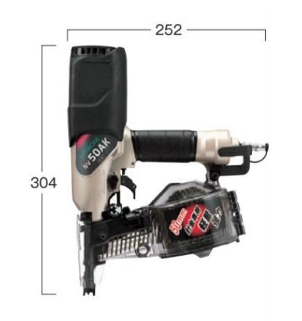 日立工機 ロール釘打機 NV50AK (NV50AK)