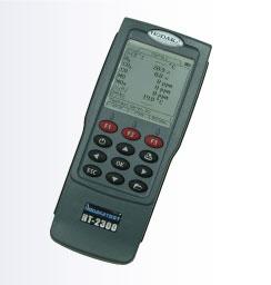 【直送品】 ホダカ (HODAKA) ポータブル燃焼排ガス分析計 HT-2300D Dセット