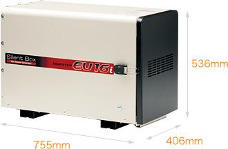 【直送品】 ホンダ (HONDA) EU9i/EU9i entry用防音ボックス 11633 《発電機関連商品》 【送料別】