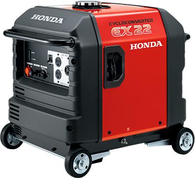 【直送品】【直送品】 ホンダ (HONDA)【送料別】 サイクロコンバーター搭載発電機 EX22 EX22 JNA2(スタンド仕様)【法人向け、個人宅配送不可】【送料別】, 梅春 いちや:a6664bae --- garagemastertech.ca