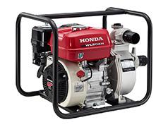 新型エンジンを搭載し、幅広い用途に適したライトユース向モデル 【直送品】 ホンダ (HONDA) 水ポンプ WL20XH 《エンジンポンプ》 【送料別】