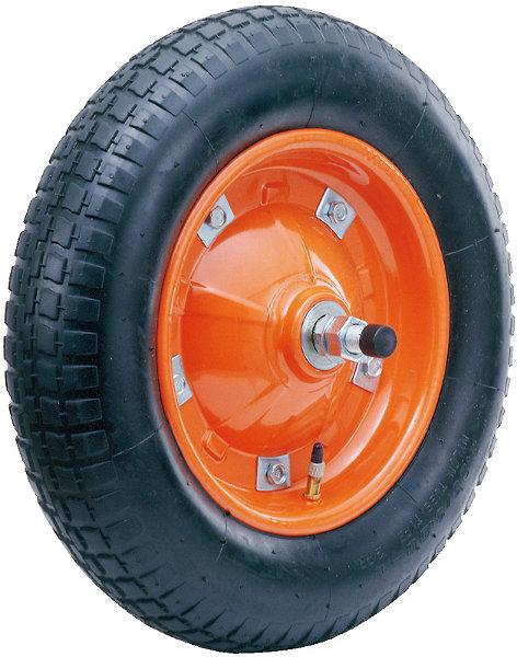 【直送品】 本宏製作所 (HONKO) 一輪車用タイヤ (13インチ) (5本セット) 【法人向、個人宅配送不可】《農林業機器》 【送料別】